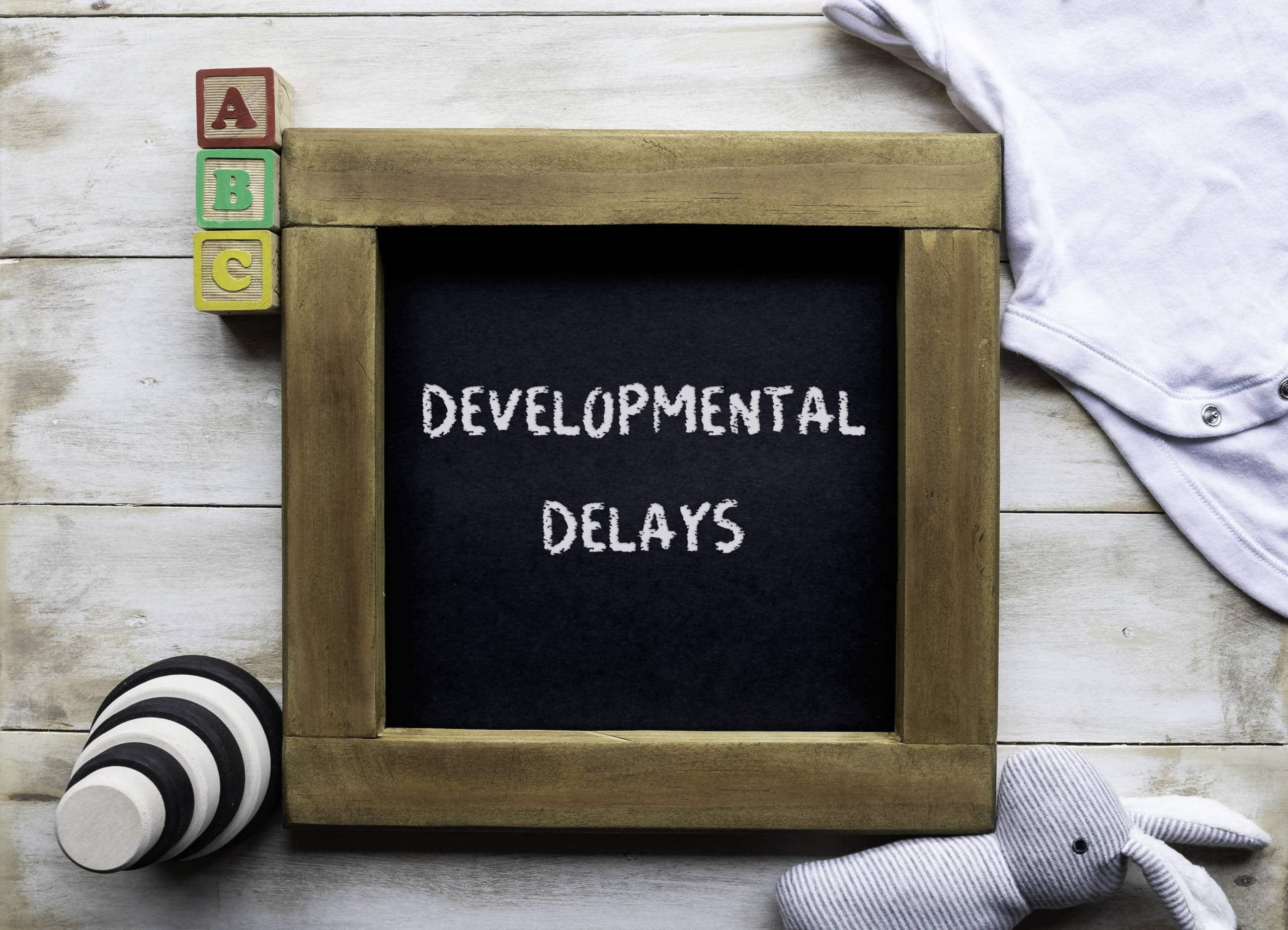 Development Delays on Blackboard